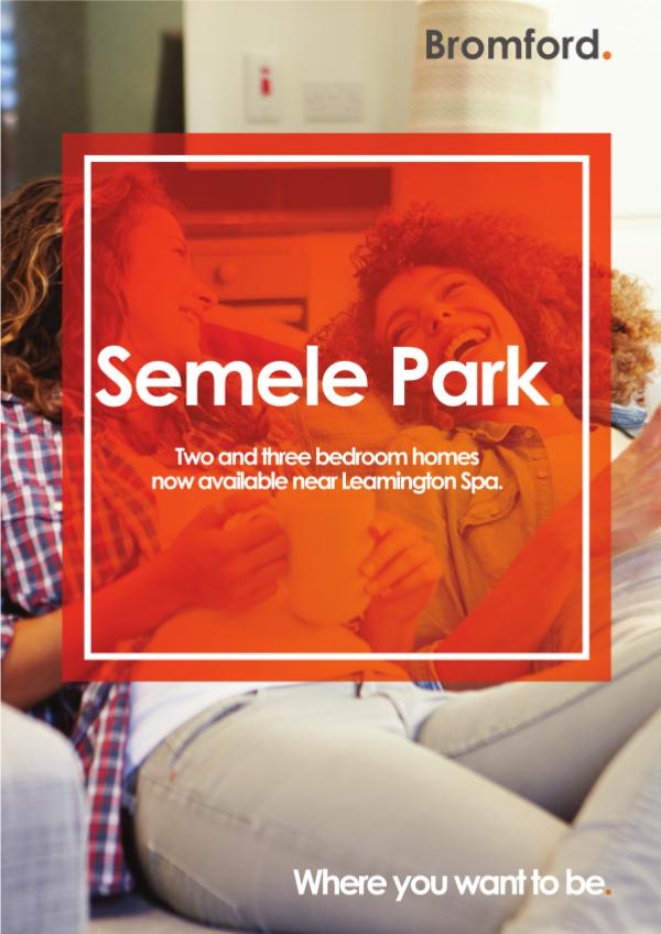 Where you want to be! Semele park