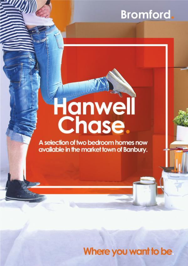 Where you want to be! Hanwell Chase