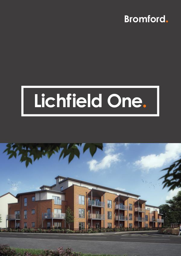 Where you want to be! Lichfield One