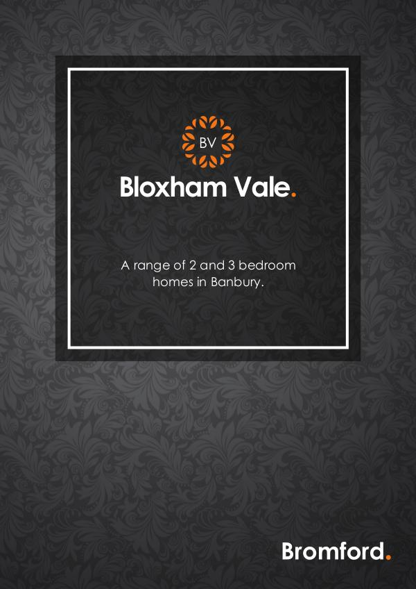 Where you want to be! Bloxham Vale