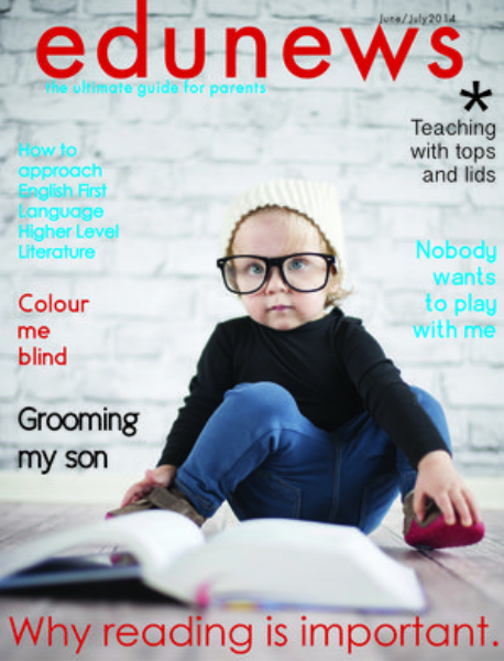 EdUnews May/June 2014