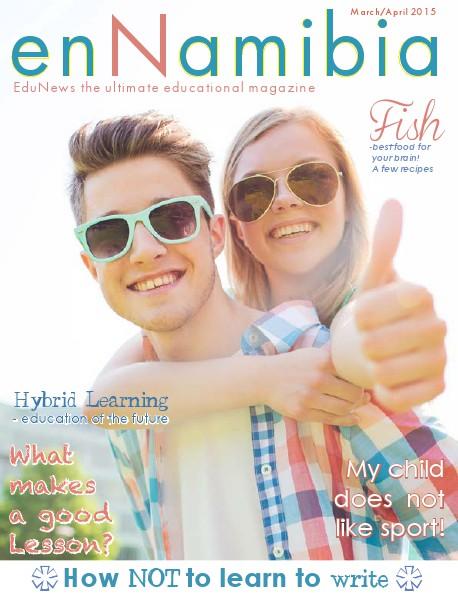 EduNews Magazine March 2015