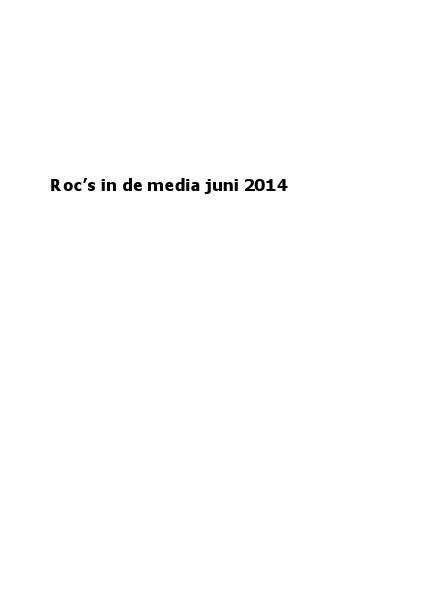 juni 2014