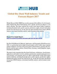 Market Research Report Global Dry Dock Wall Industry Report