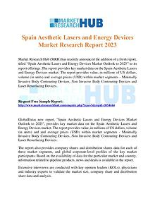 Market Research Report Spain Aesthetic Lasers and Energy Devices Market