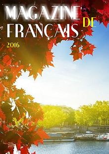 Magazine de francais