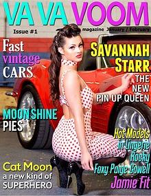 VA VA VOOM Magazine