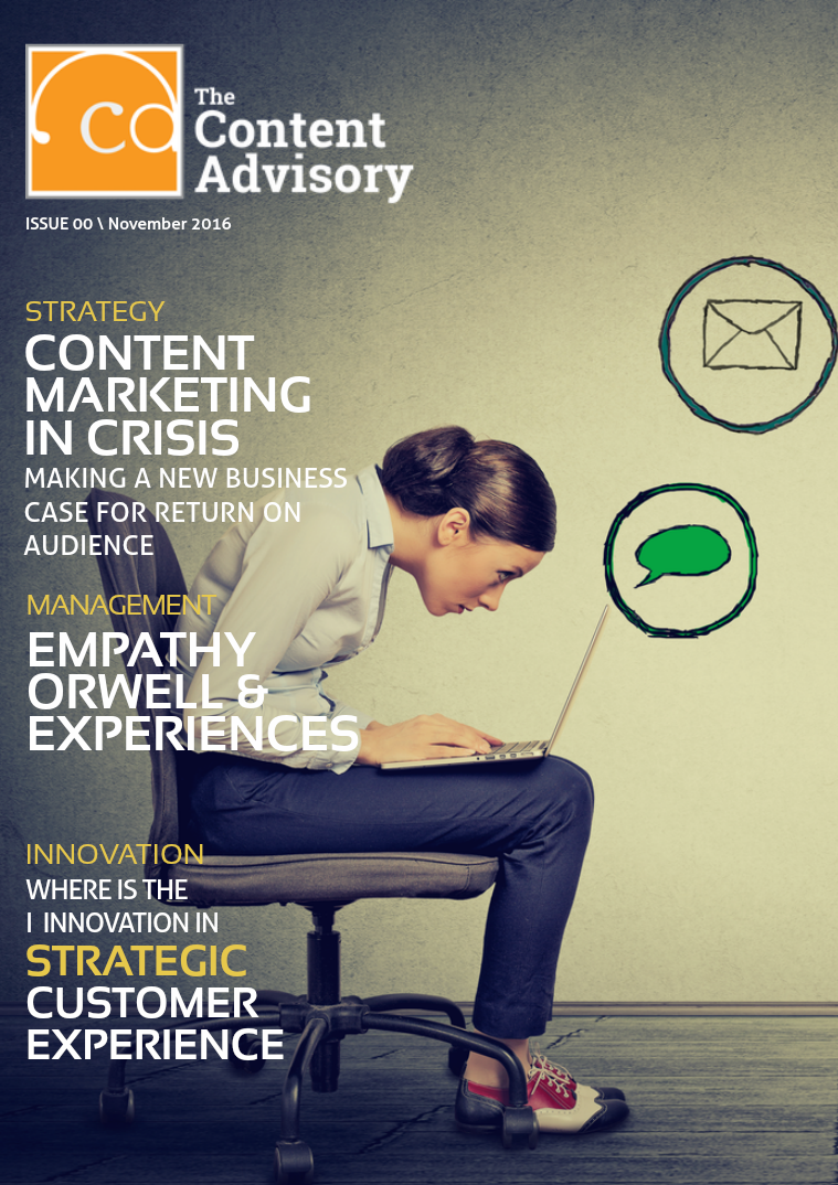 The Content Advisory Issue 0