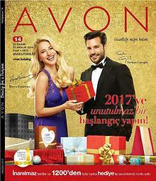 Avon Aralık Kataloğu 2016 Online İnceleme