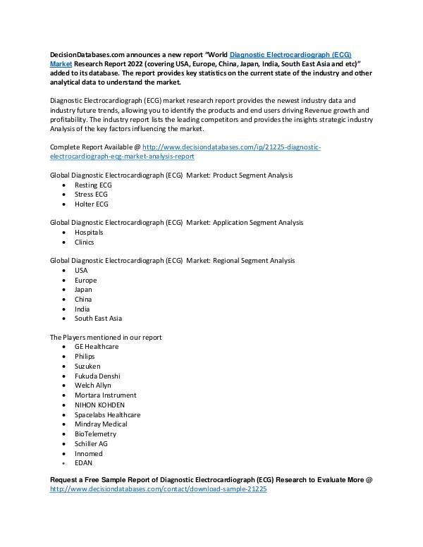Ecg database free download