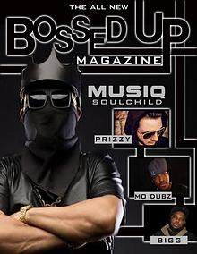 Bossed Up Magazine MusiqSoulChild