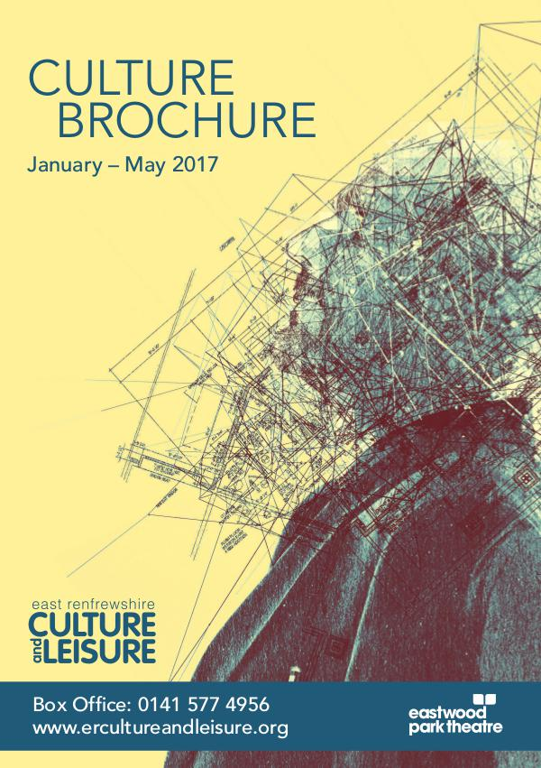 ERCL Spring Culture Brochure volume 1