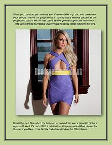 cheap bandage dresses uk