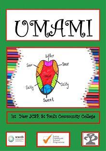 Make a Book 2019 - Umami