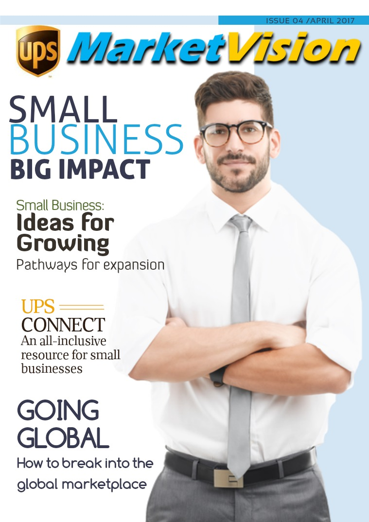April - Small Business