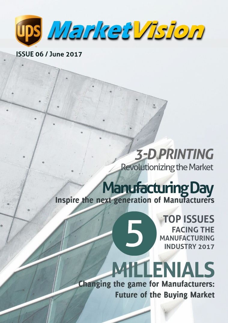 June - Industrial Manufacturing