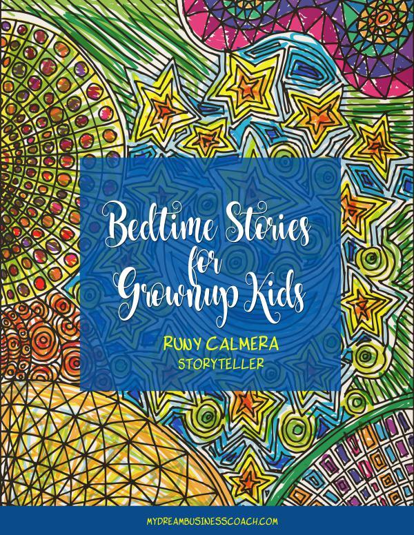 Bedtime Stories for Grownup Kids BTS