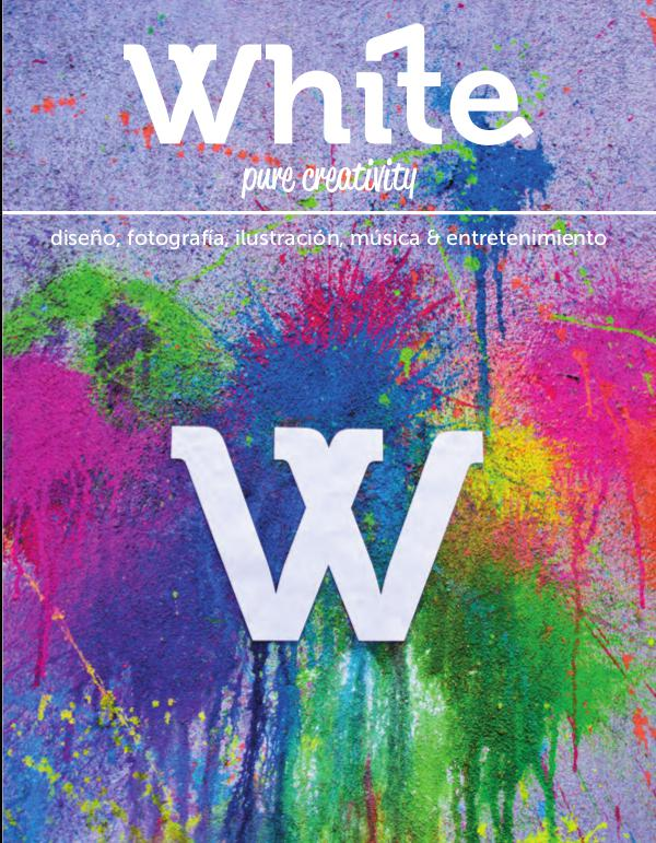 White magazine 00
