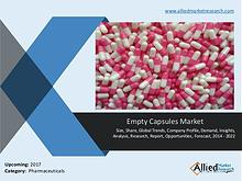 Empty Capsules Market Report: forecast to 2022