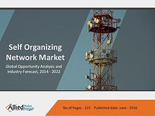 Self Organizing Network Market worth $8.3 billion by 2022