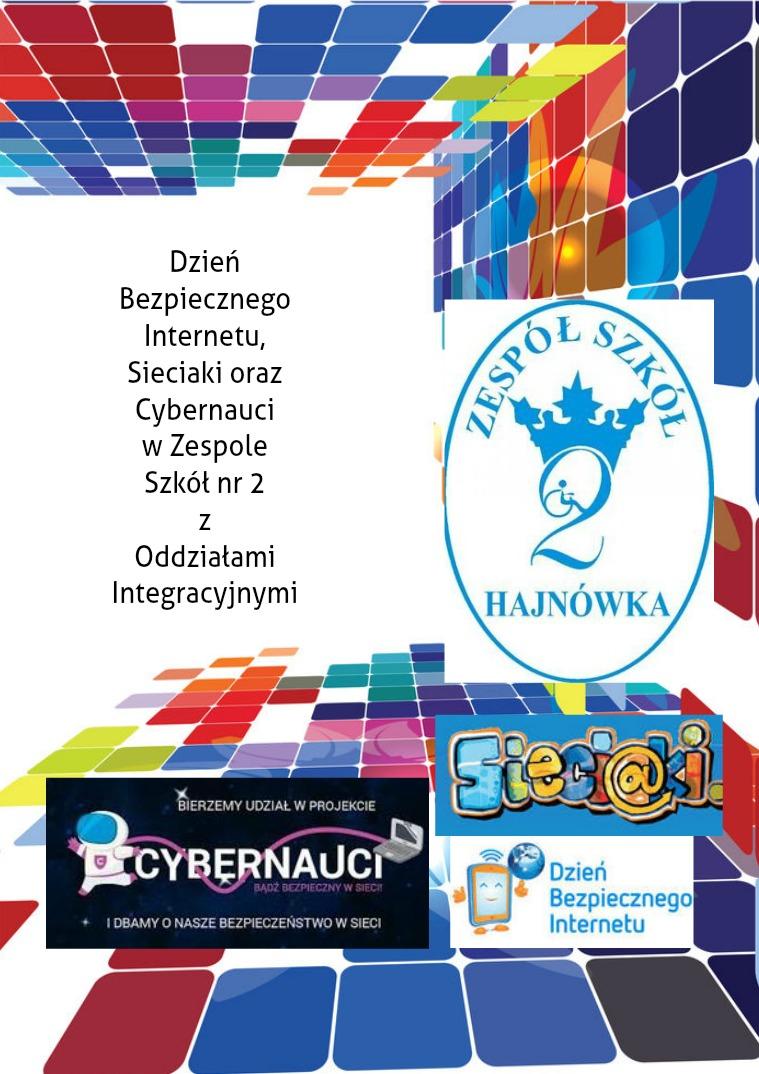 Dzień Bezpiecznego Internetu 2017 w Dwójce 1/2017