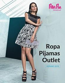 Peter Pan - Catálogo 2018 Ropa-Pijamas-Outlet