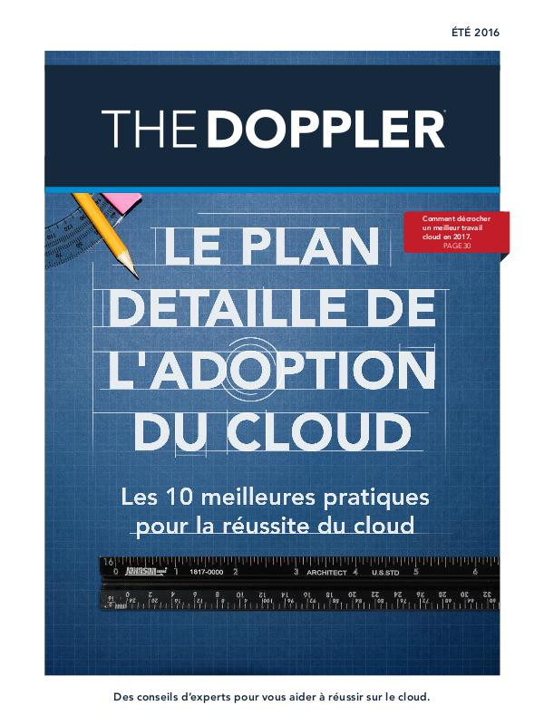 The Doppler Quarterly (FRANÇAIS) Été 2016