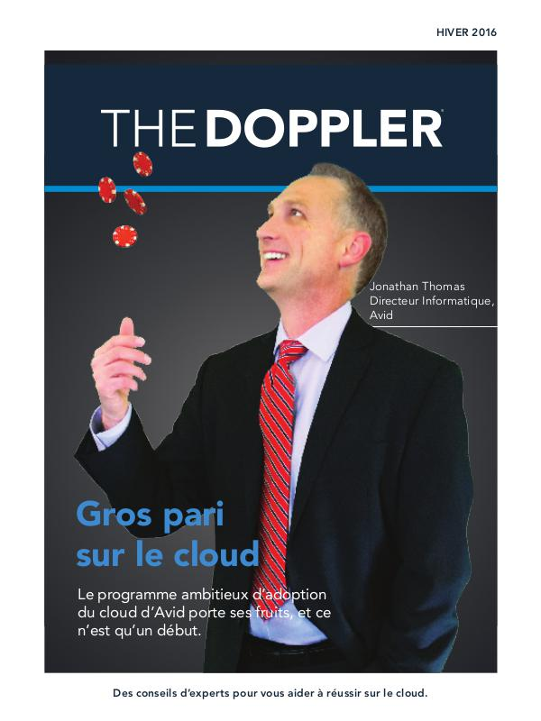 The Doppler Quarterly (FRANÇAIS) Hiver 2016