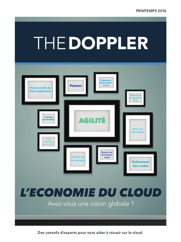 The Doppler Quarterly (FRANÇAIS) Printemps 2016