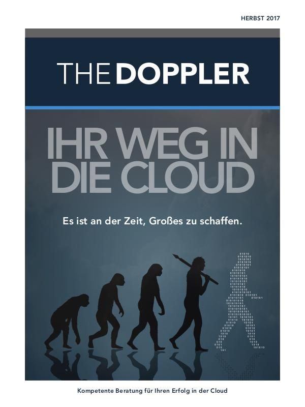 The Doppler Quarterly (DEUTSCHE) Herbst 2017