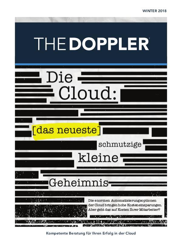 The Doppler Quarterly (DEUTSCHE) Winter 2018
