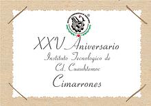 TecNM/ITCC XXV ANIVERSARIO