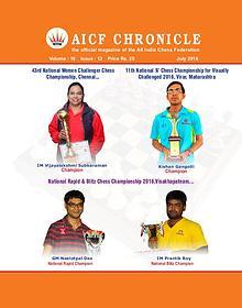 AICF Chronicle