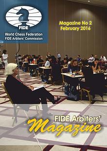 Fide Arbiters Magazine