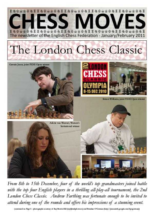 Chess Moves Enero - Febrero 2011