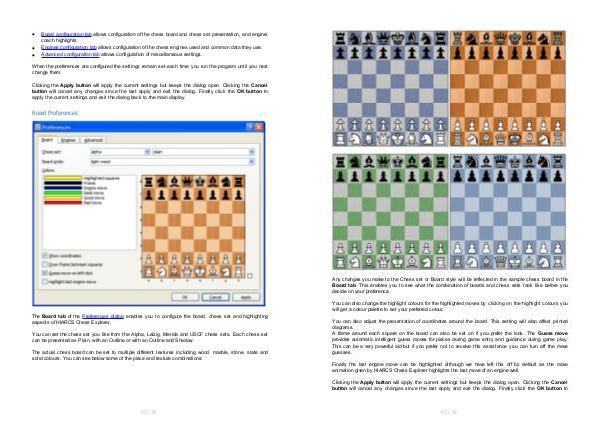 Manual de HIARCS Chess Explorer 2016 - Page 83
