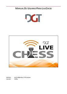 Manual para Live Chess