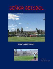 SEÑOR BEISBOL