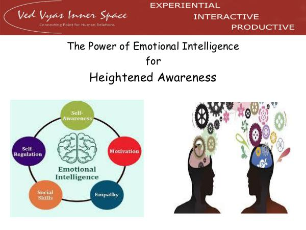 About HA Heightened Awareness