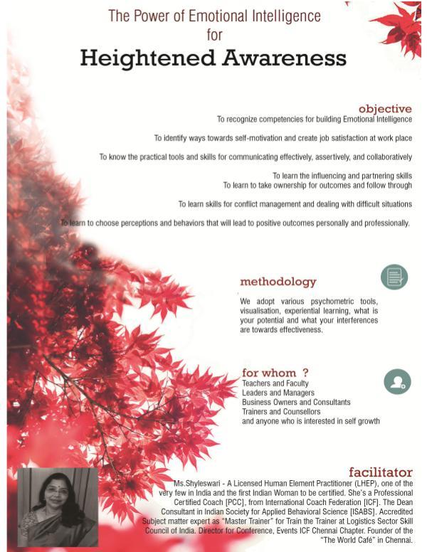 Heightened Awareness-Workshop HA