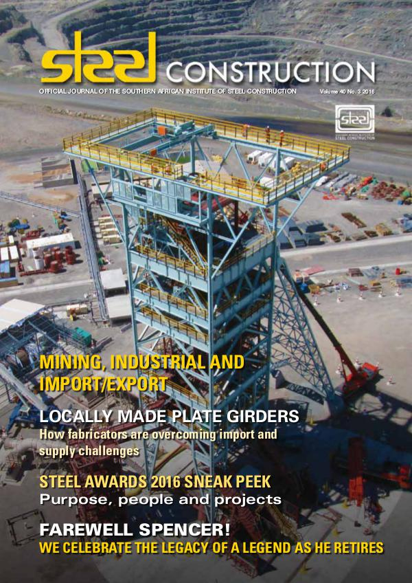 Vol 40 No 3 - Mining, Industrial, Import/ Export