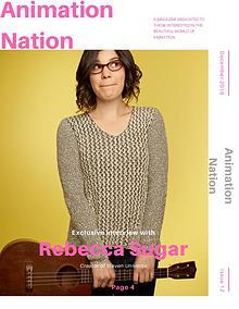 Marcus D Sessoms Magazine