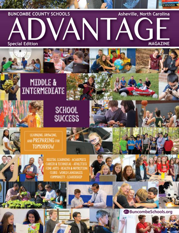 BCS Advantage Magazine Fall 2017