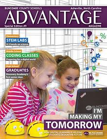 BCS Advantage Magazine