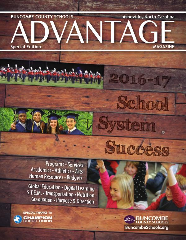 BCS Advantage Magazine Special Edition #1