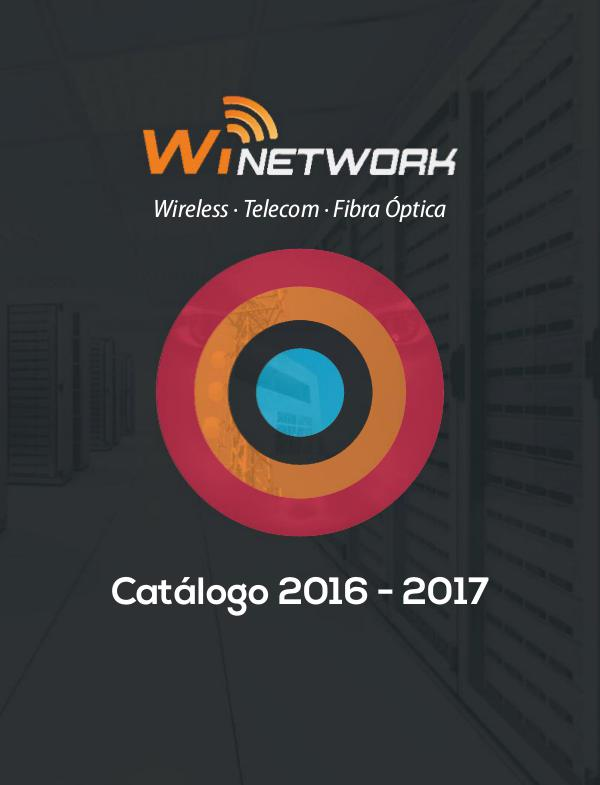 Catálogo WI Network 2016-2017 Winetwork