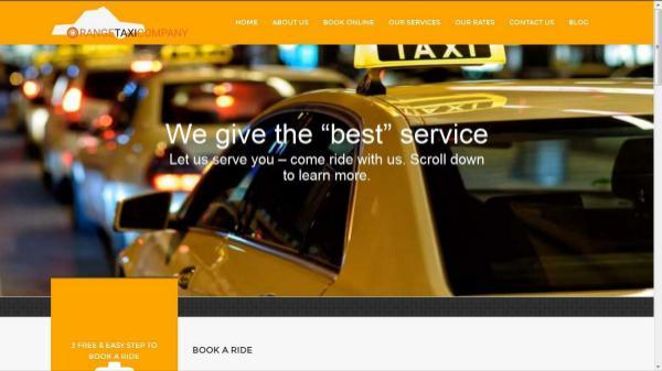 Moorhead Taxi | Fargo Taxi ND | Cab Fargo - Orange Taxi Company Orange Taxi Company