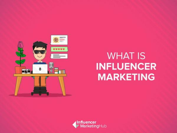 What is Influencer Marketing Influencer Marketing