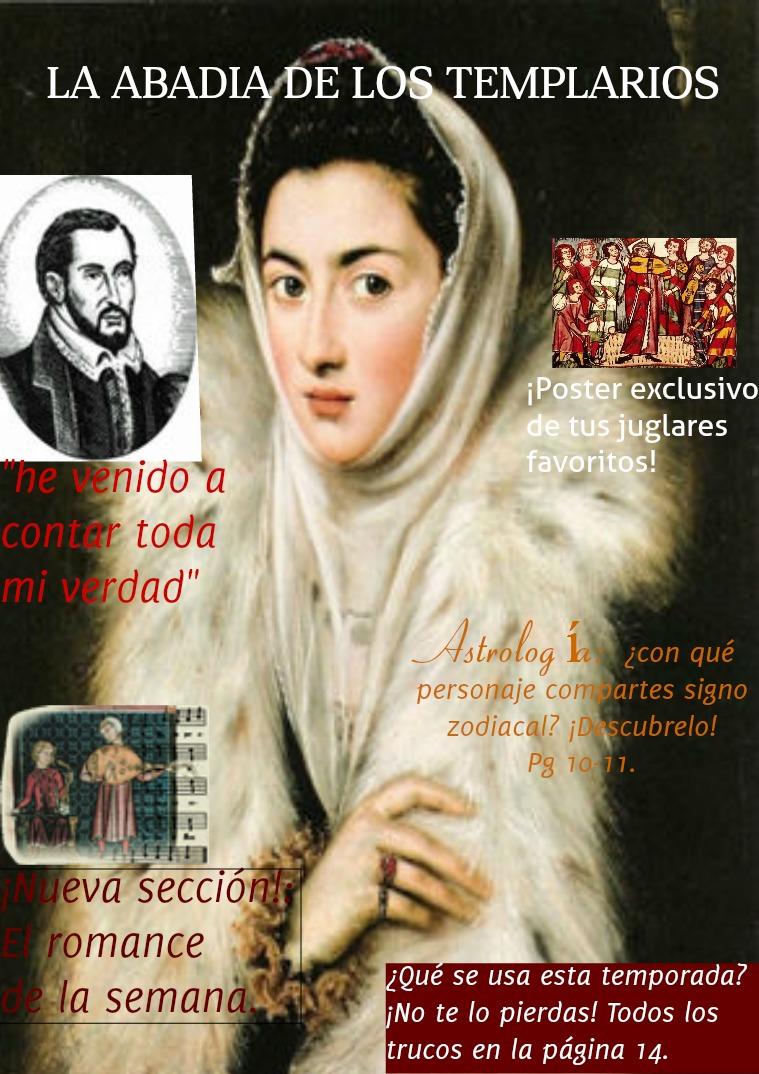 Revista- La abadia de los templarios Revista- La abadia de los templarios.