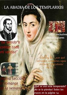 Revista- La abadia de los templarios